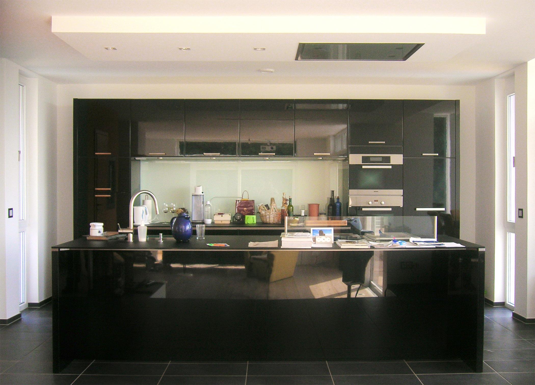 Küchenrückwände | Glas Kemper